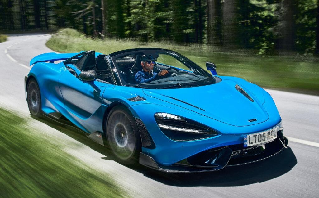 McLaren introduceert 765LT Spider