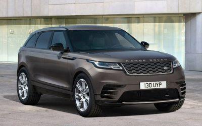 Range Rover Velar aangepast voor 2022