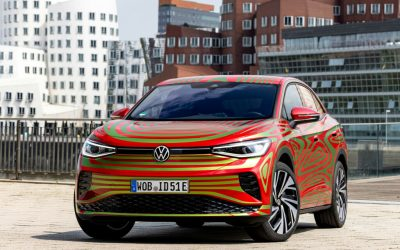 Volkswagen kondigt ID.5 GTX aan