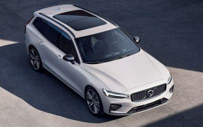 Volvo vernieuwt V60