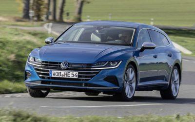 VW Arteon Shooting Brake nu ook als Elegance Business